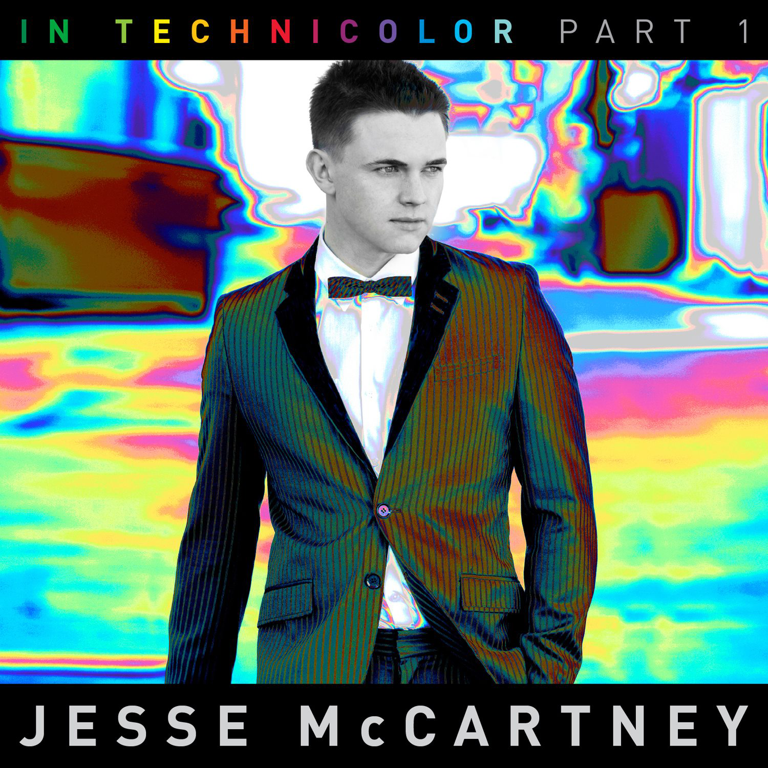 Jesse McCartney - In Technicolor, Pt. I