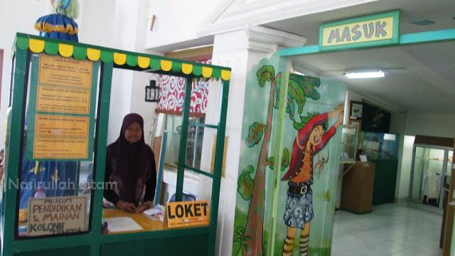 Museum Anak Kolong Tangga Yogyakarta