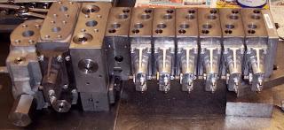 Sauer Danfoss PVG120/32 combi valve