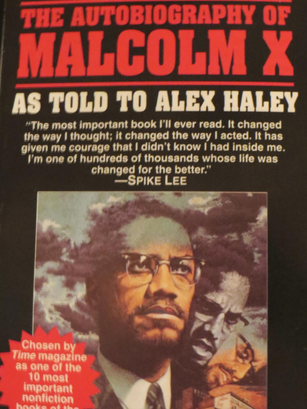 an essay on the autobiography of malcolm x In conclusion we all learned a lot from watching malcolm x it is an incredibly powerful film that tells the story of a man that came from nothing to become one of the most influential and controversial men in the history of our nation.