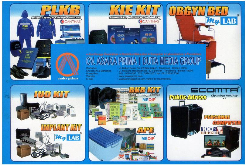 BKB KIT,KIE KIT,IUD KIT,IMPLANT REMOVAL KIT,SARANA PLKB,PUBLIC ADDRESS BKKBN,obgyn bed,komputer bkkbn,pc komputer bkkbn,implant kit,dak bkkbn 2013,juknis dak bkkbn 2013,ape kit, PUBLIC ADDRESS,