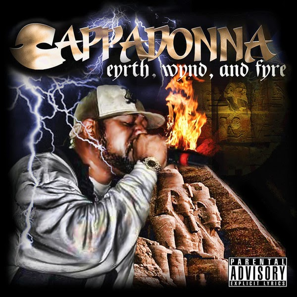 Cappadonna - Eyrth, Wynd & Fyre/Love, Anger & Emotion (Complete Collection) Cover