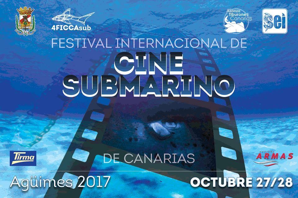 4º Festival Internacional de Cine Submarino de Agüimes