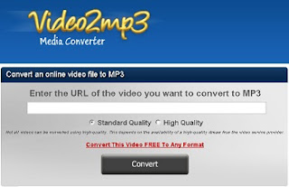 convert youtube video into mp3