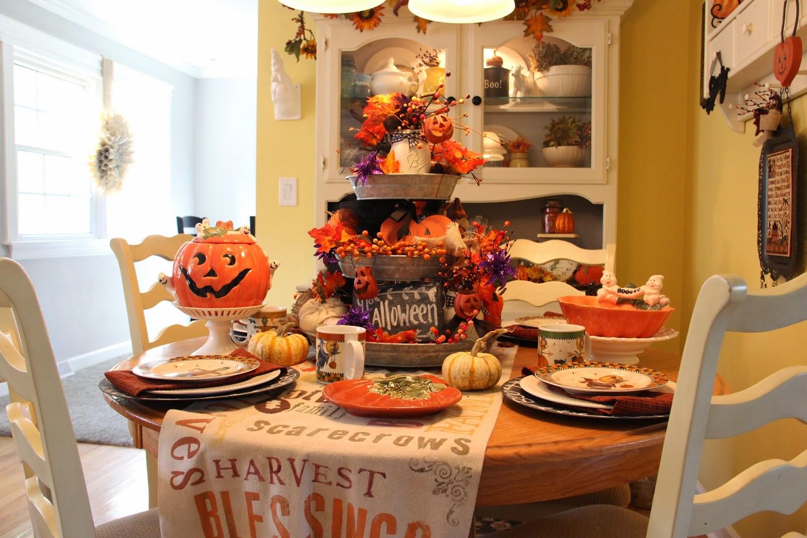 Priscillas halloween in the kitchen 2014 for Decoracion para halloween