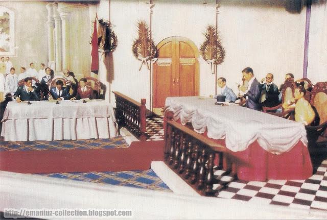 Postcard   Malolos Constitution