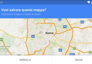 mapp offline google