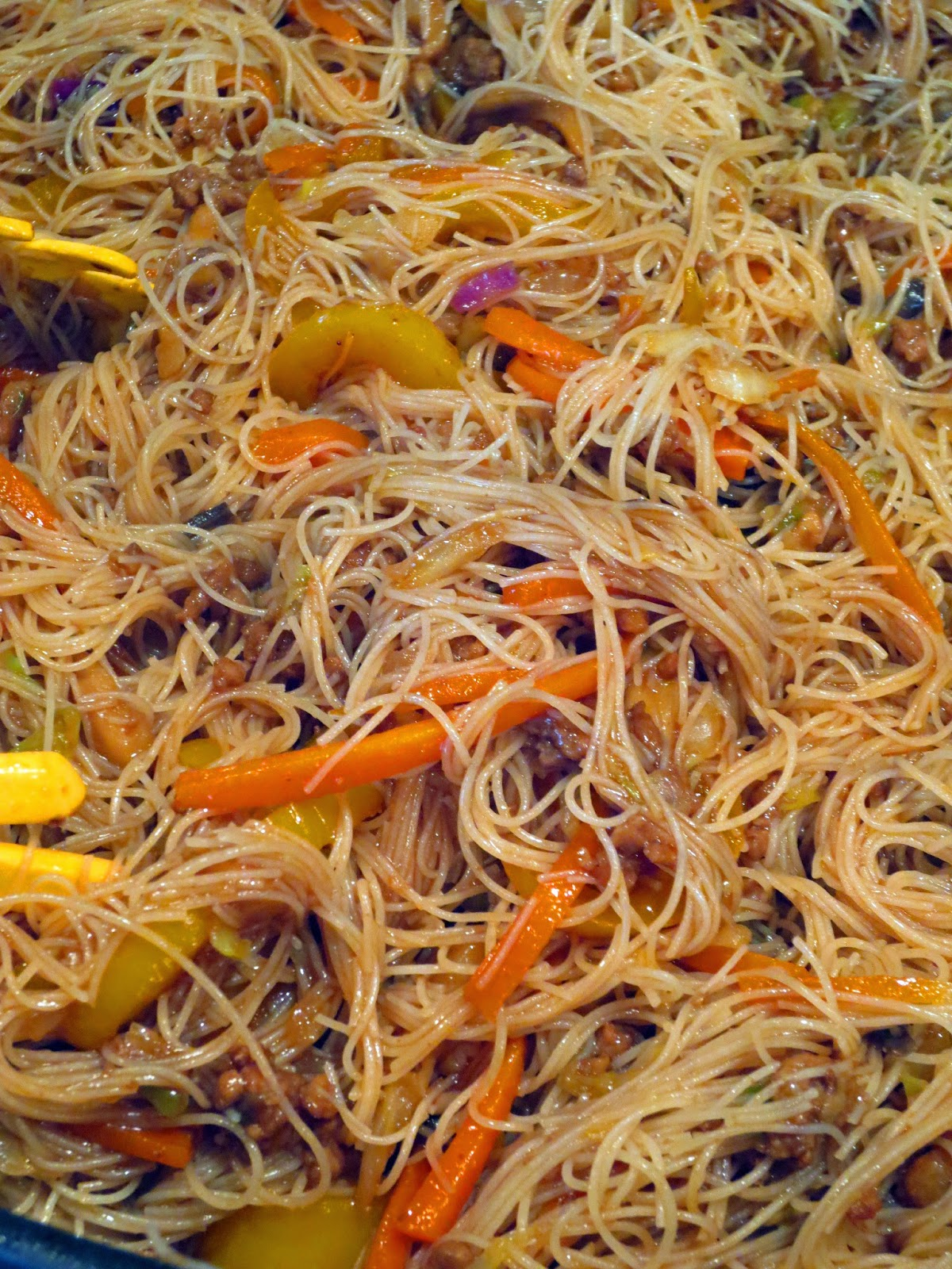 Cook And Stir Until Well Mixed And Sauce Is Evenly Distributed Add More Of  The Vegetable Broth As Necessary To Prevent The Noodles From Sticking To  The