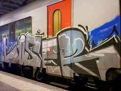 Hoe Deacon Blue aan hun bandnaam kwam - loser graffiti