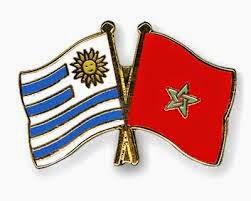 maroc vs urguay