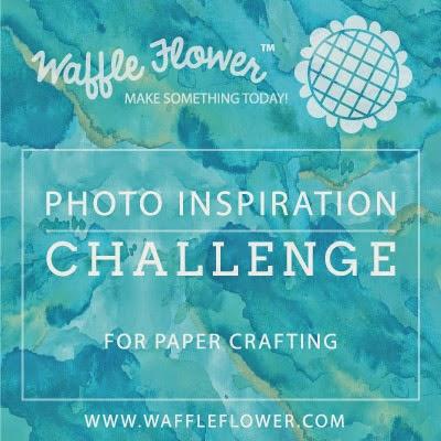 Waffle Flower Crafts Challenge DT