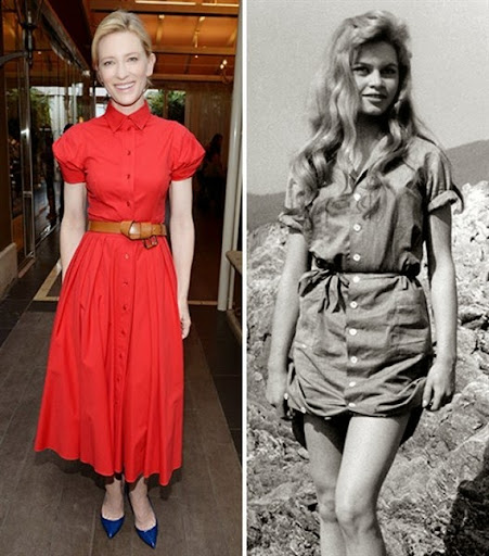 Desain Baju Jadul untuk Wanita yang Masih akan Populer di 2015