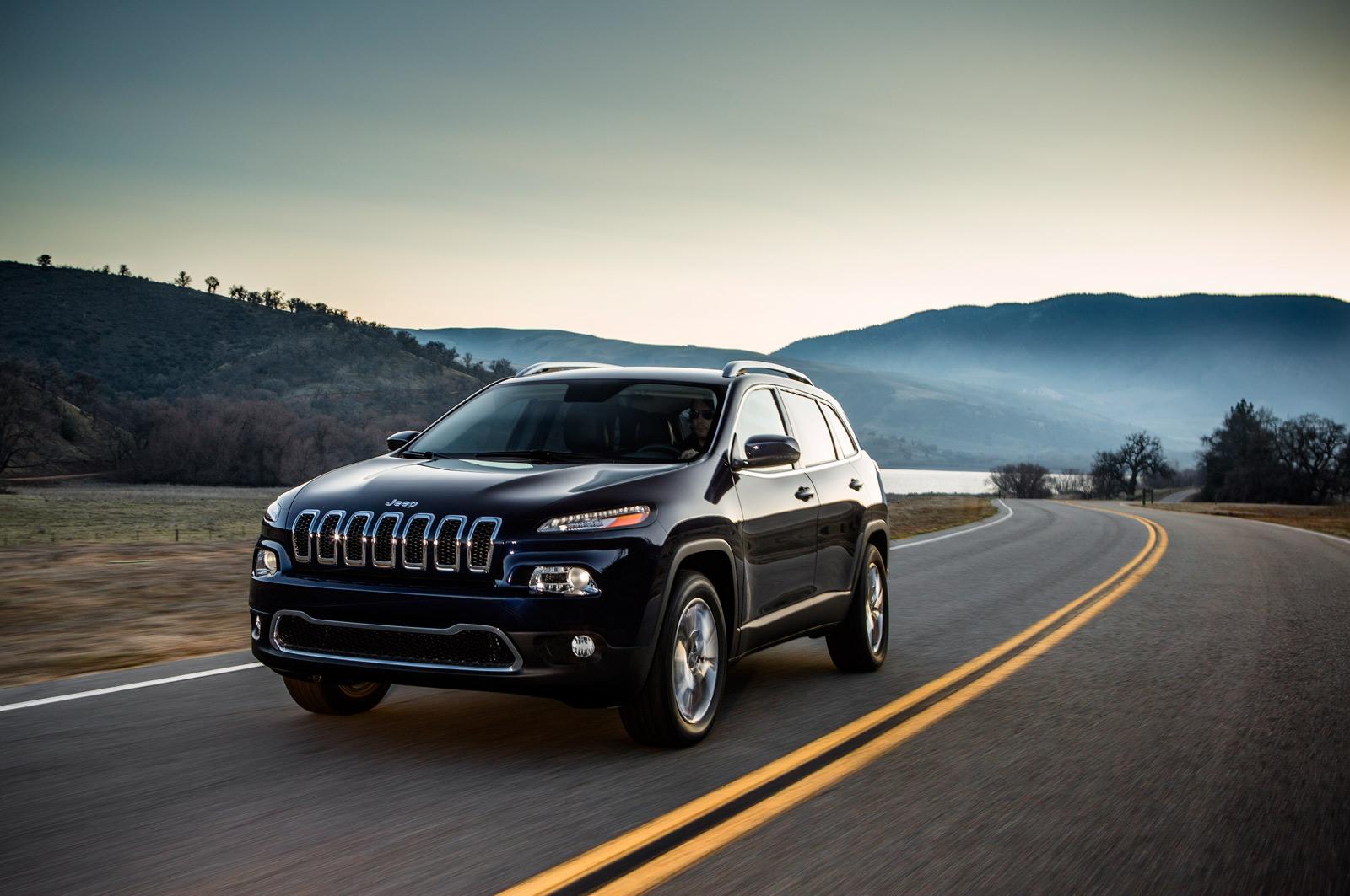 Ya es oficial la nueva imagen del Jeep Cherokee para 2014