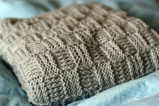 Free Knitting Pattern For Baby Blanket Beginners : Malha a Malha Handmade Life: mantas de bebe que adoro baby blankets that ...