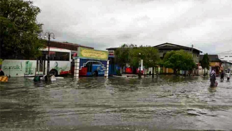 Banjir pantai timur 2014