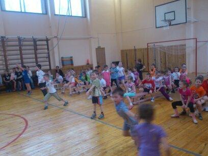 Игры в начальной школе подвижные игры