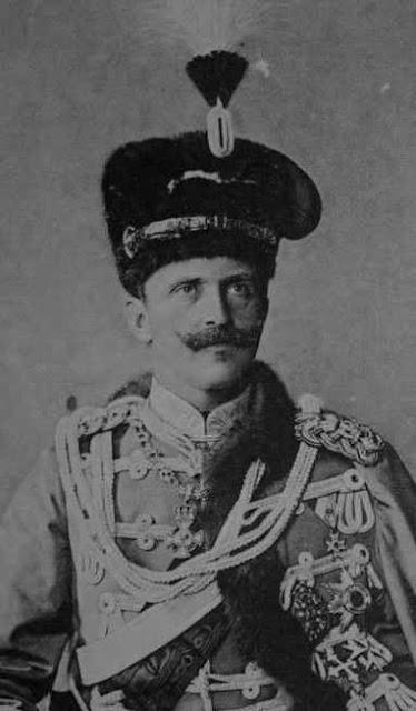 Victor Emmanuel III, roi d'Italie