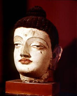 Cabeza de Buda