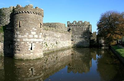 グウィネズのエドワード1世の城郭と市壁の画像 p1_7
