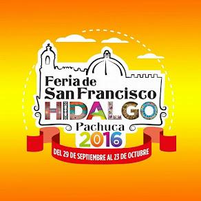 Feria Pachuca Hidalgo 2016