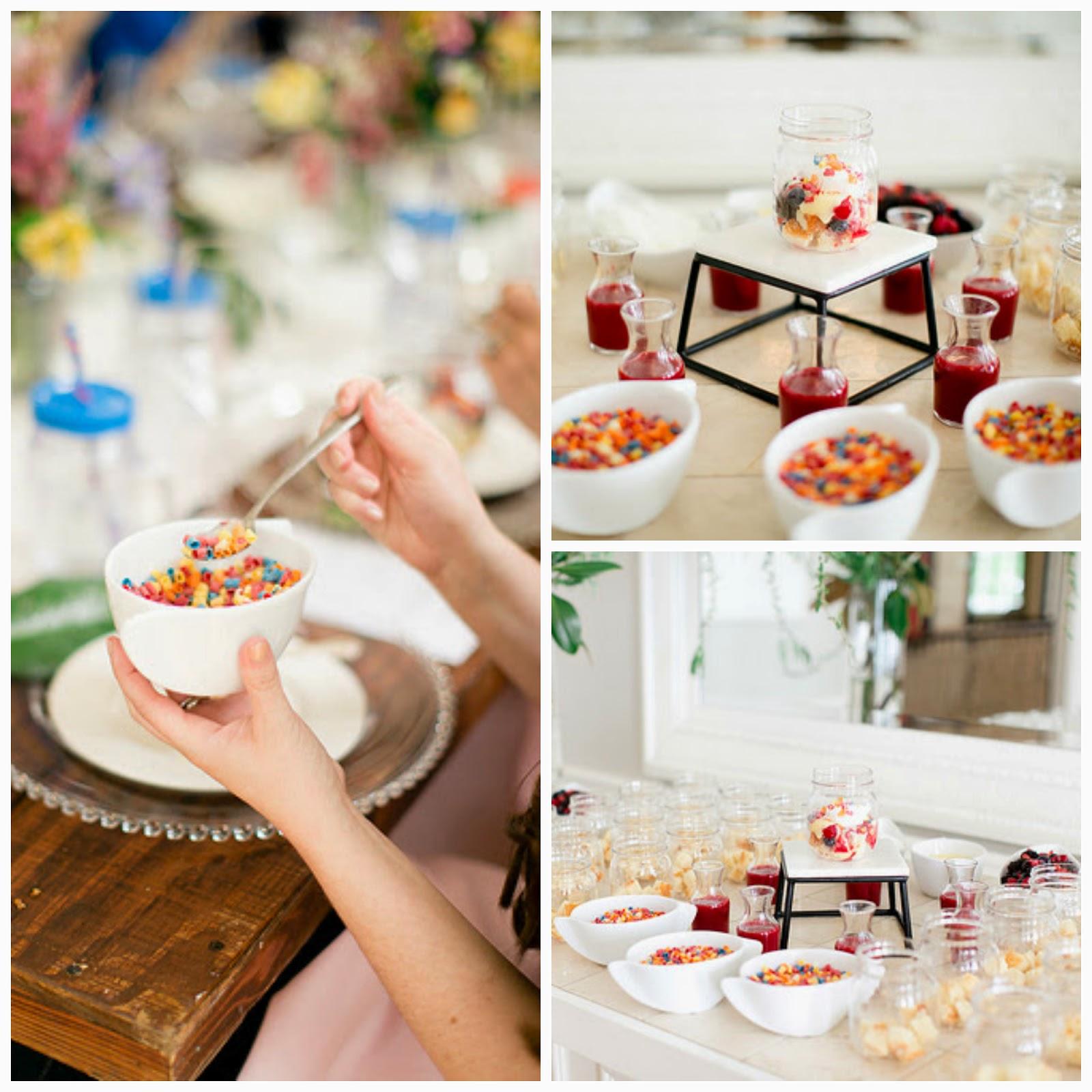 Layered Berry Trifle Dessert Bar