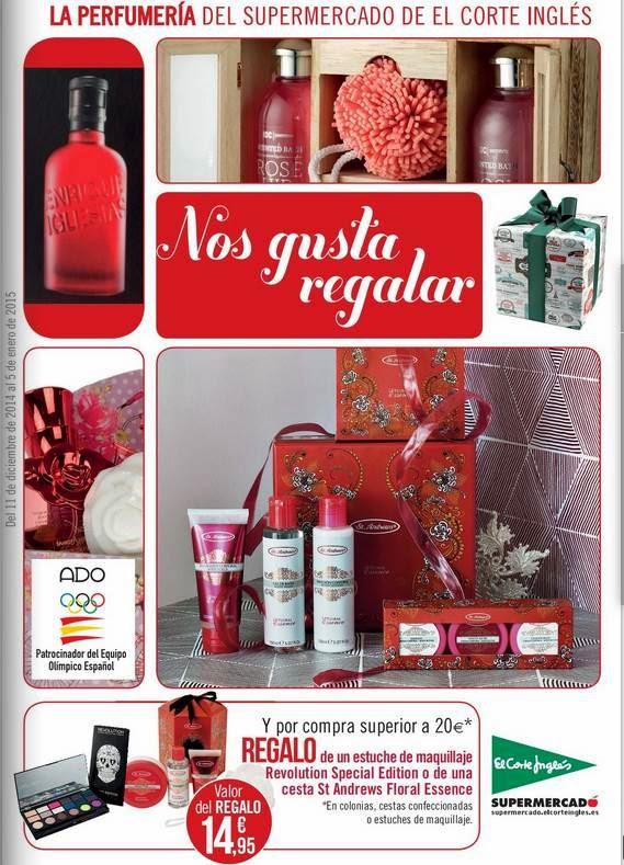 Catalogo Perfumes El Corte Ingles 14-15
