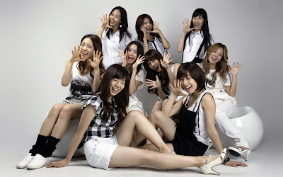 Snsd Wallpaper on Snsd Girls  Generation High Definiton Hd Wallpapers   Extra Fashion