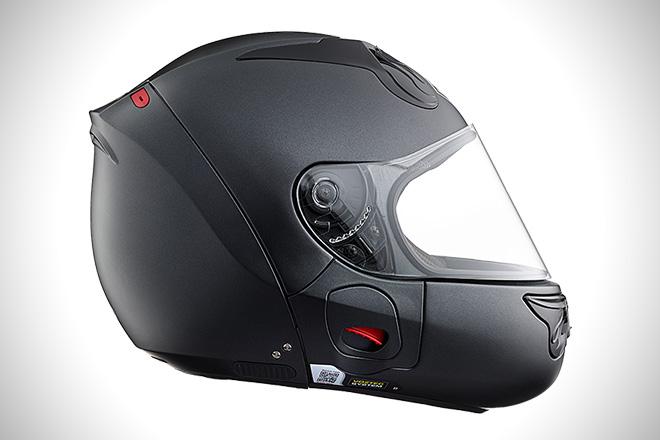 Motorcycle Universal Helmet Lock Metal For Harley Chrome