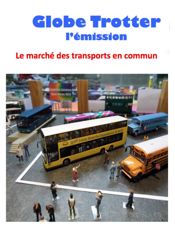 Globetrotter l 39 mission reportages for Transport en commun salon de provence