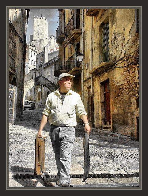 TORTOSA-PINTURA-TARRAGONA-FOTOS-MONUMENTOS-HISTORIA-PINTOR-ERNEST DESCALS