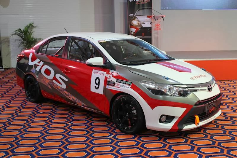 2018 toyota vios 1 3 e a t.  2018 Start The Racing Fun Toyota Motor Philippines Launches Vios Cup OneMake  Race Inside 2018 Toyota Vios 1 3 E A T