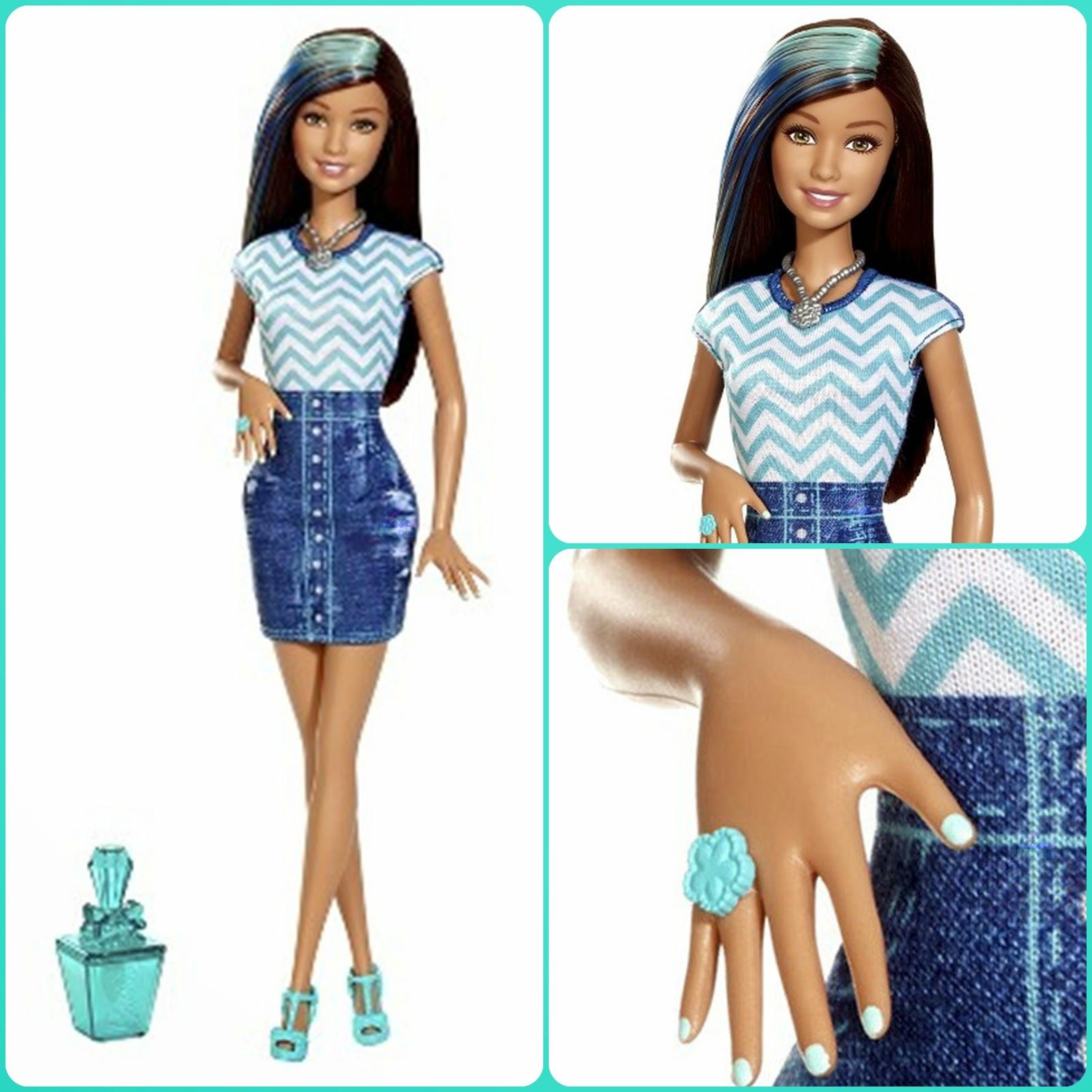 Ken Doll: Barbie Glam Hair & Strollin' Pups 2015 #369594 1600x1600 Banheiro Da Barbie Lojas Americanas