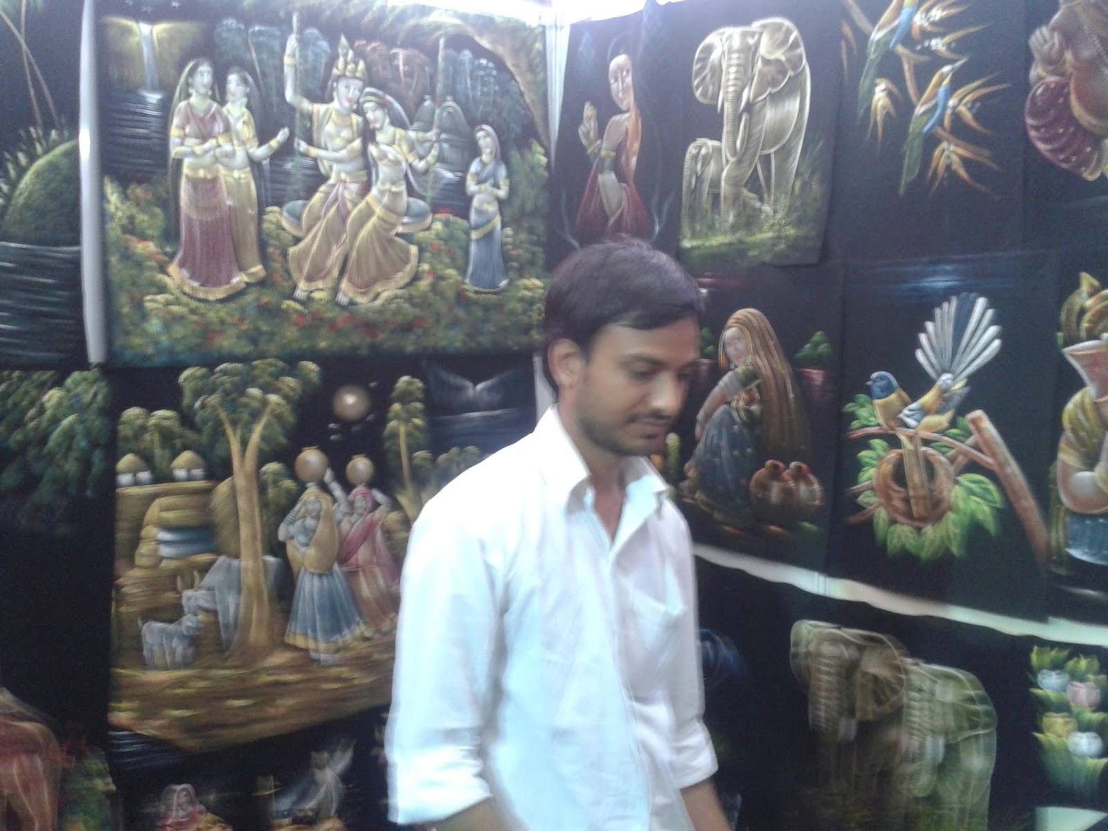 Explorerkerala Com Indian Handicrafts Mela Trivandrum Kerala