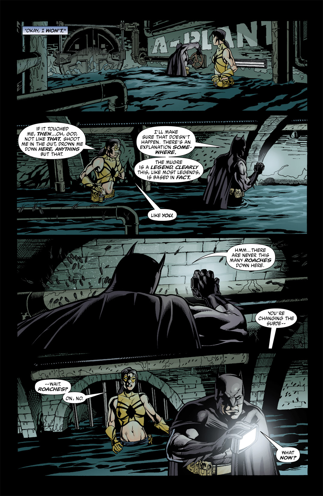 Detective Comics (1937) Issue #795 Page 12