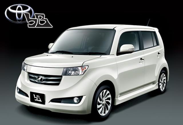 Toyota BB ve Daihatsu Materia