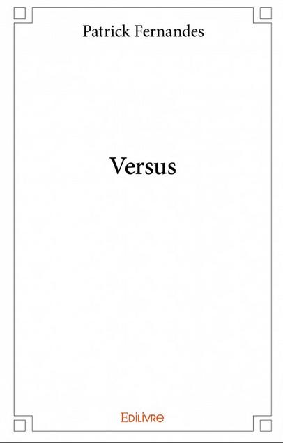 Versus, mon nouveau livre