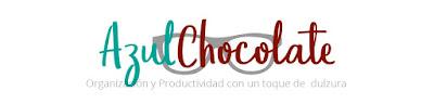 Color AzulChocolate
