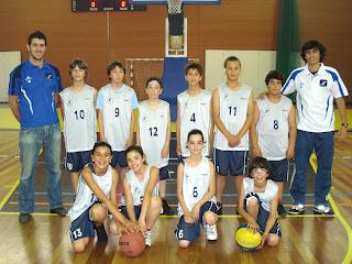Clube Infante Montemor Basquetebol