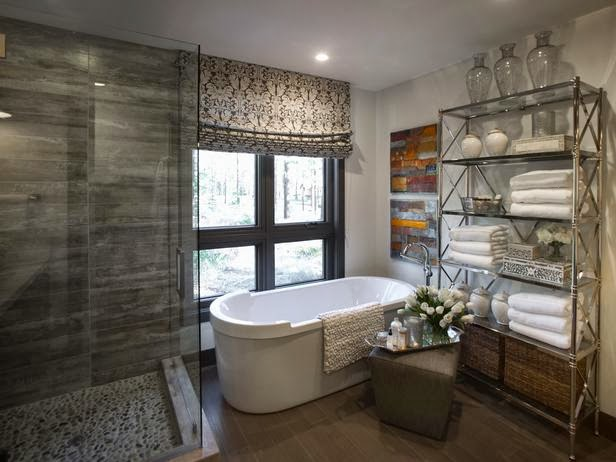 HGTV Dream Home 2014 : Master Bathroom Pictures | Interior Design ...