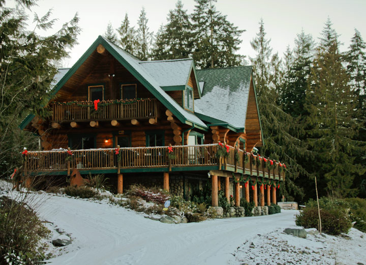 Retreat Lodge