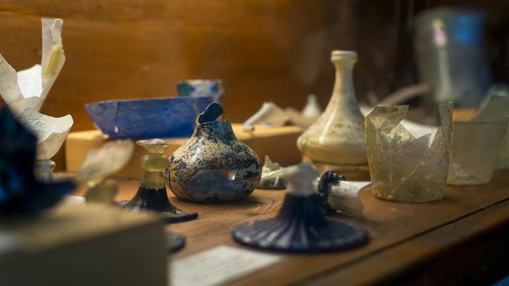 Выставка предметов быта, Старый Бар, Черногория