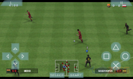 Emulator psp for android