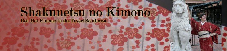 Shakunetsu no Kimono