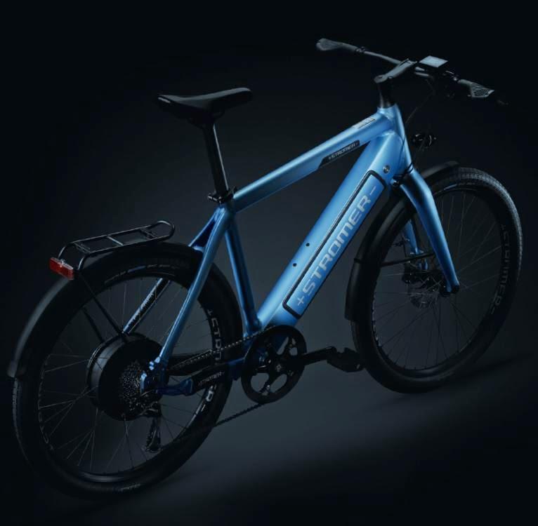 stromer blue edition eblog by e bike company mainz. Black Bedroom Furniture Sets. Home Design Ideas