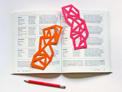 Ideas para hacer puntos de libro