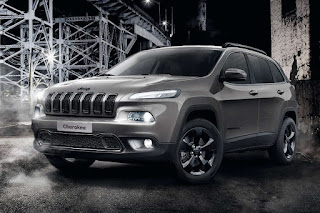 Jeep Cherokee Night Eagle (2016) Front Side