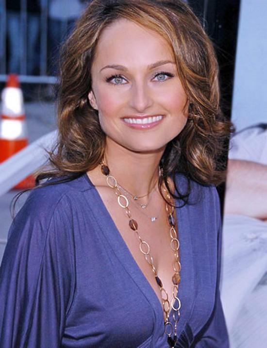 Most Beautiful Italian Women  - Giada De Laurentiis