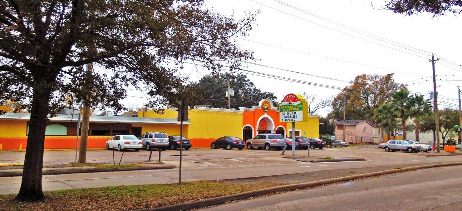 La Tapatia Mexican Cafe Houston Texas Texas