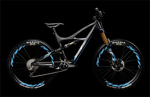 Ibis Cycles Mojo HD3 Matte Black