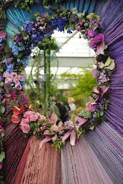 Floryści NAFAS na Chelsea Flower Show 2012